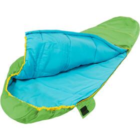 Grüezi-Bag Grow Colorful Slaapzak Kinderen, groen